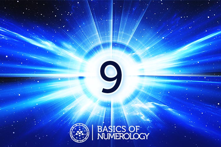 Numerology Meaning Of Number 9 - Learn The Basics Of Numerology Free